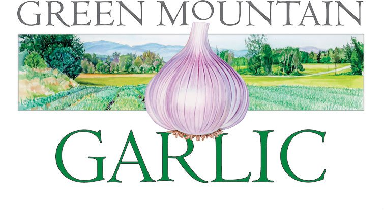 Green Mountain Garlic - certified organic