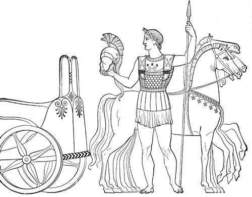 олимпийские игры в древности в картинках