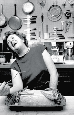 Julia Child is so inspiring!
